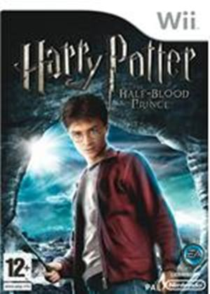 Harry Potter & the Half-Blood Prince (Wii)