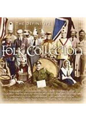 Various Artists - The Definitive Folk Collection (Music CD)