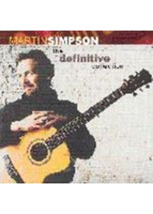 Martin Simpson - The Definitive Collection (Music CD)