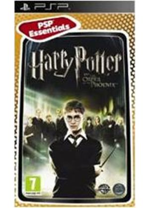 Harry Potter and the Order of the Phoenix - Essntials (PSP)