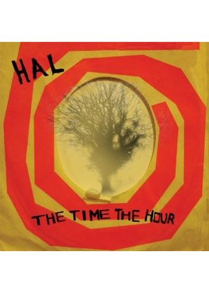 HAL - The Time The Hour (Music CD)