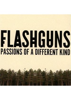 Flashguns - Passions of a Different Kind (Music CD)