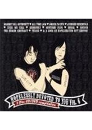 Various Artists - Hopelessly Devoted To You Vol.6 (+DVD)