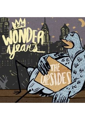 The Wonder Years - The Upsides (Music CD)