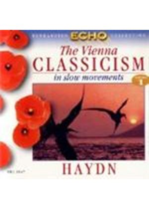 Joseph Haydn - The Vienna Classicism In Slow Movements Vol. 1 (Fischer)