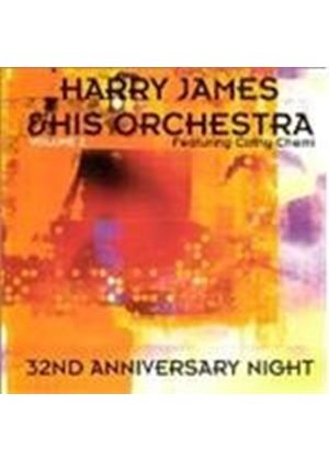 Harry James - 32nd Anniversary Night - Vol. 2