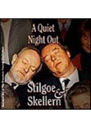Richard Stilgoe/Peter Skellern - Quiet Night Out (Music CD)