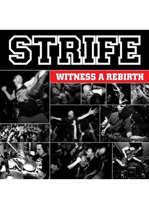 Strife - Witness a Rebirth (Music CD)