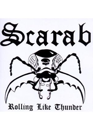 Scarab - Rolling Like Thunder (Music CD)