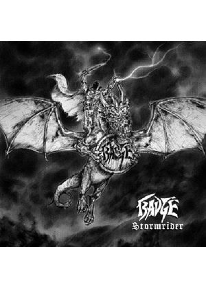Badge - Stormrider (Music CD)