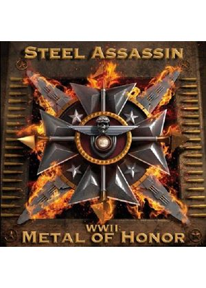 Steel Assassin - WWII (Metal Of Honor) (Music CD)