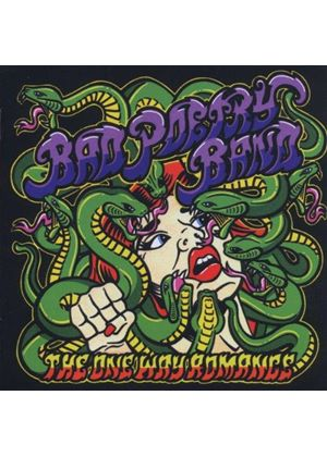Bad Poetry Band - One Way Romance (Music CD)