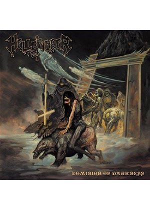 Hellbringer - Dominion of Darkness (Music CD)