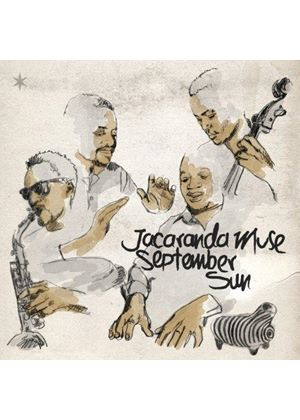 Jacaranda Muse - September Sun (Music CD)