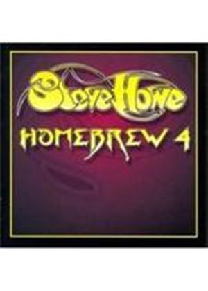 Steve Howe - Homebrew Vol.4 (Music CD)