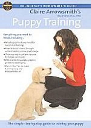 Puppy Training With Claire Arrowsmith