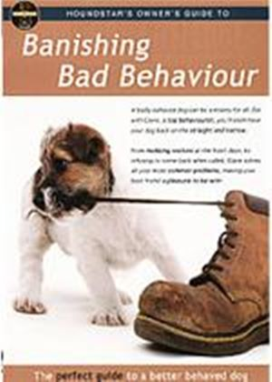 Houndstars Owners Guide To Banishing Bad Behaviour
