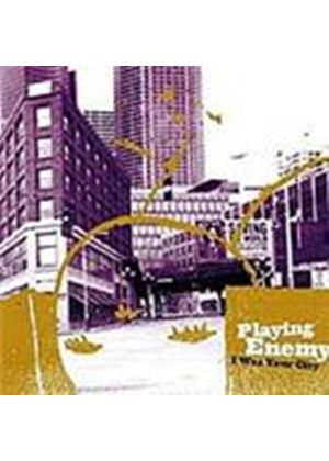 Playing Enemy - I Was Your City (Music CD)