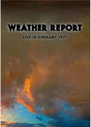 Weather Report - Live In Germany