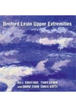 Bill Bruford & Tony Levin - Bruford Levin Upper Extremeites (Music CD)