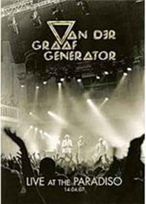 Van Der Graaf Generator - Live At The Paradiso