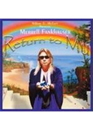 Merrell Fankhauser - Return To Mu, The (Music CD)