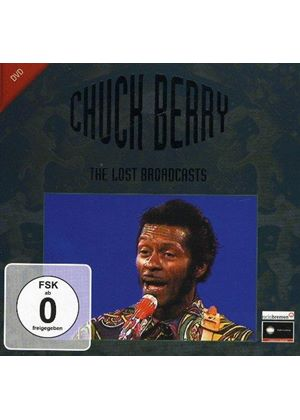 Chuck Berry - Lost Broadcasts, The (+DVD)