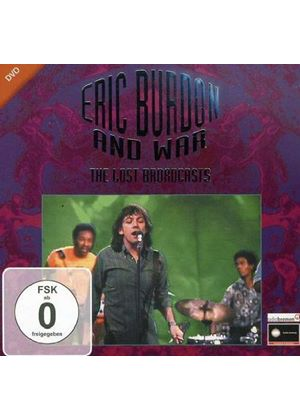 Eric Burdon - Lost Broadcasts, The (+DVD)