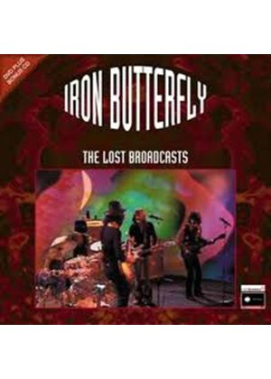 Iron Butterfly - Lost Broadcasts, The (+DVD)