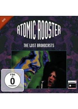 Atomic Rooster - The Lost Broadcasts (+DVD)