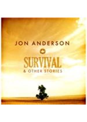 Jon Anderson - Survival & Other Stories (Music CD)