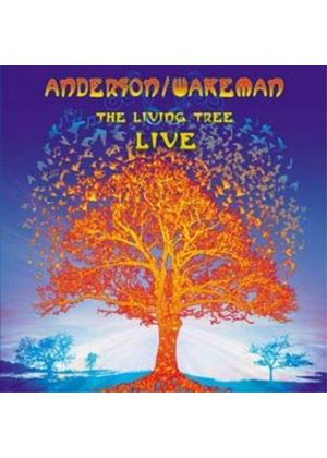 Jon Anderson - Live (Music CD)