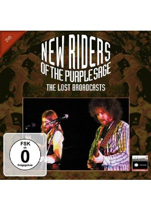 New Riders of the Purple Sage - Lost Broadcasts (+DVD)
