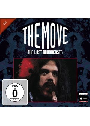 Move (The) - Lost Broadcasts (DVD)