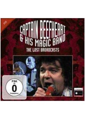 Captain Beefheart - The Lost Broadcasts (+DVD)
