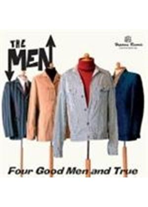 MEN - Four Good Men And True (Music CD)