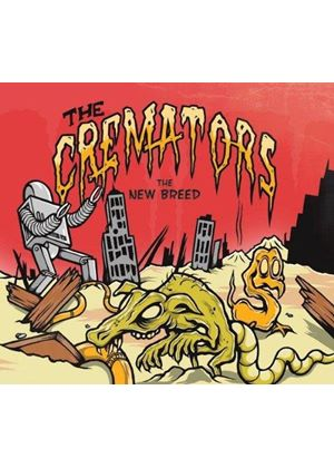 Cremators (The) - The New Breed (Music CD)