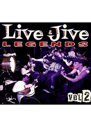 Various Artists - Live & Jive Legends, Vol. 2 (Music CD)