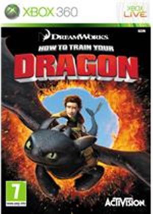 How To Train Your Dragon (XBox 360)