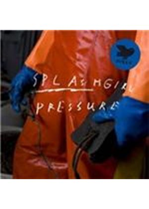Splashgirl - Pressure (Music CD)