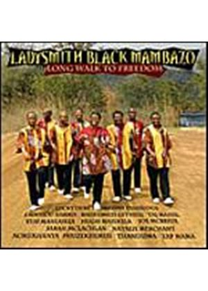 Ladysmith Black Mambazo - Long Walk To Freedom (Music CD)