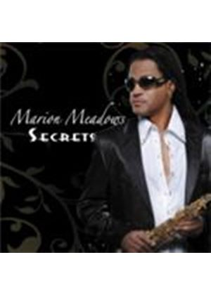 Marion Meadows - Secret, The (Music CD)