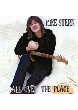 Mike Stern - All Over the Place (Music CD)
