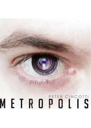 Peter Cincotti - Metropolis (Music CD)