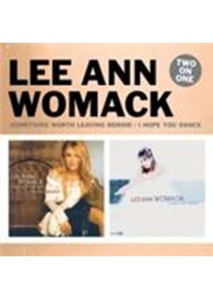 Lee Ann Womack - Something Worth Leaving Behind/I Hope You Dance (Music CD)
