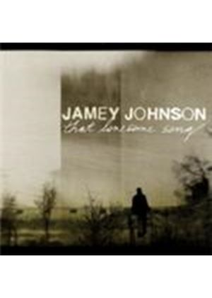 Jamey Johnson - That Lonesome Song (Music CD)