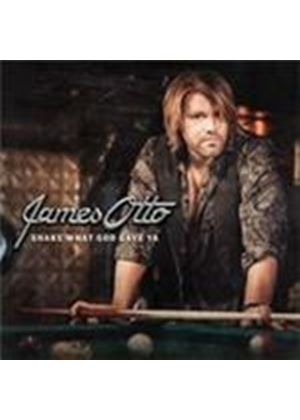 James Otto - Shake What God Gave Ya (Music CD)