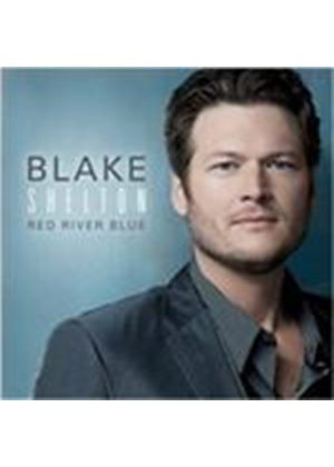 Blake Shelton - Red River Blue (Music CD)