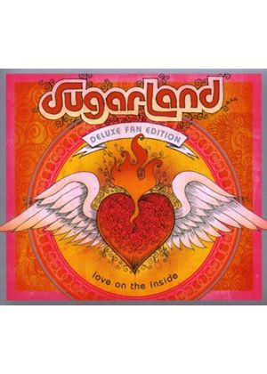 Sugarland - Love On The Inside (Music CD)