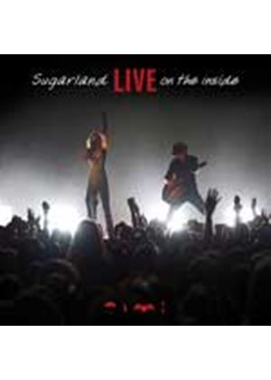 Sugarland - Live On The Inside (Music CD)